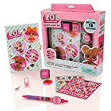L.O.L. Surprise! 01619 MGA Secret Diary Set, Small, Multicolor