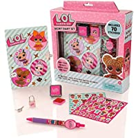 L.O.L. Surprise! 01619 MGA Secret Diary Set, Small,...