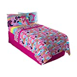 Hasbro Little Pony Living The Dream Twin Sheet Set