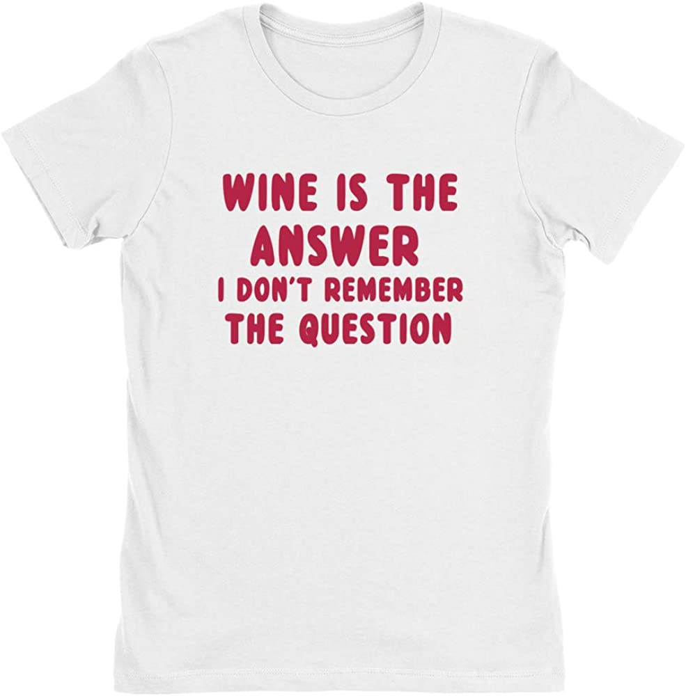 WHT A.W.3900 2XL Venley Wine is The Answer