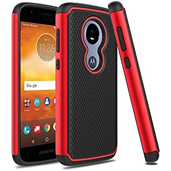 Amazon.com: Moto E5 Play Case,Moto E5 Cruise Case with HD ...