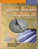 College Algebra with Trigonometry 9780070063365
