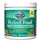 Garden of Life Whole Food Vegetable Supplement - Perfect Food Green Superfood Dietary Powder
