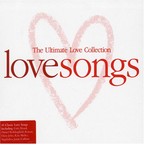 Best of The Love Songs Import USA