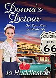 Donna's Detour (Get Your Kiss on Route 66)