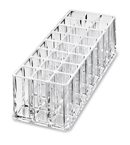 Alegory-Acrylic-Lip-Gloss-Makeup-Organizer-24-Spaces-Clear