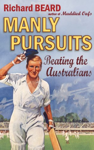 book cover of Manly Pursuits