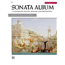 Sonata Album, Vol 1: Comb Bound Book
