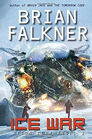 book cover of Ice War