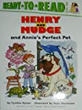 Henry and Mudge and Annie's Perfect Pet, Cynthia Rylant, 0689834438