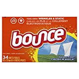 Bounce Dryer Sheets, Outdoor Fresh, 34 count, packaging may vary