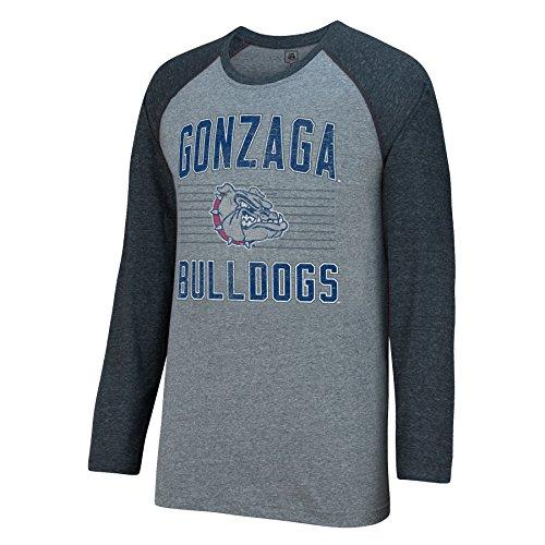 J America NCAA Gonzaga Bulldogs Men s AAA Tee Baseball Tee 818507dc8