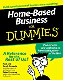Home-Based Business for Dummies, Paul Edwards and Sarah Edwards, 0764552279