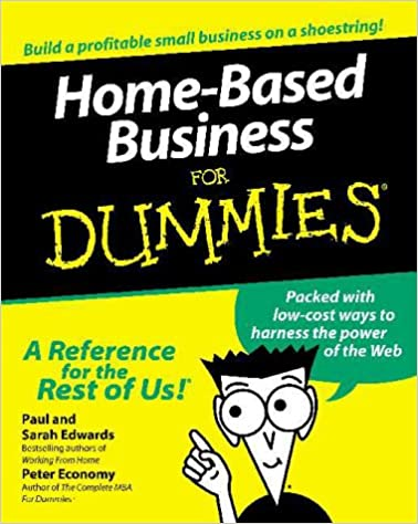 Book Home-based Business For Dummies