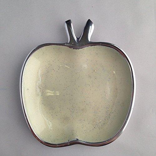 Apple Shaped Dish - White Apple Shaped Candy Dish Rosh Hashana Bowl