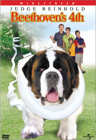DVD : Beethoven's 4th (DVD)