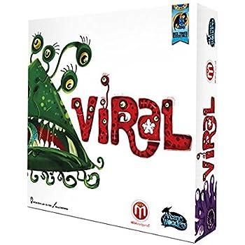 Arcane Wonders Viral Board Game