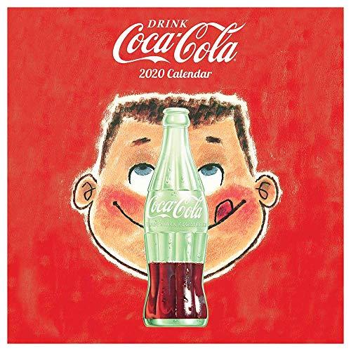 2020 Coca-Cola: Anytime Nostalgia Wall Calendar