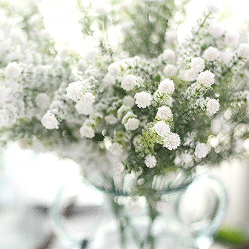 ZTTONE Artificial Gypsophila Flower Fake Silk Wedding Party Bouquet Home Decor