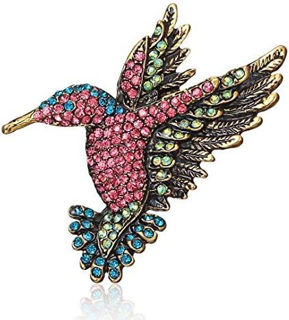 LINSUNG 特別 ブローチ レディース かわいいブローチピン ジュエリー デザイン 文芸 魅力 美しい