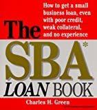 The SBA Loan Book, Charles Green, 158062202X