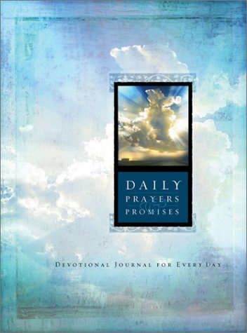 Download Daily Prayers and Promises Devotional Journal pdf