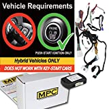 MPC Complete Factory Remote Activated Remote Start Kit for 2014-2019 Toyota Highlander - with T-Harness - Firmware Preloaded