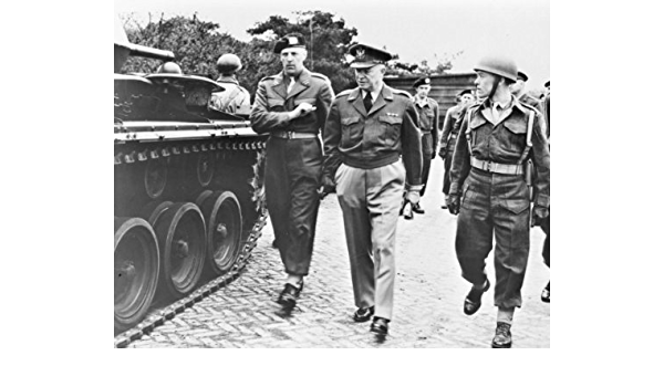 Dwight Eisenhower D-Day Normandy World War 2 WWII 8 x 10 11 x 14 Photo Picture