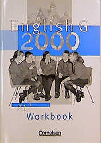 English G 2000, Ausgabe A, Workbook mit Einführungskurs