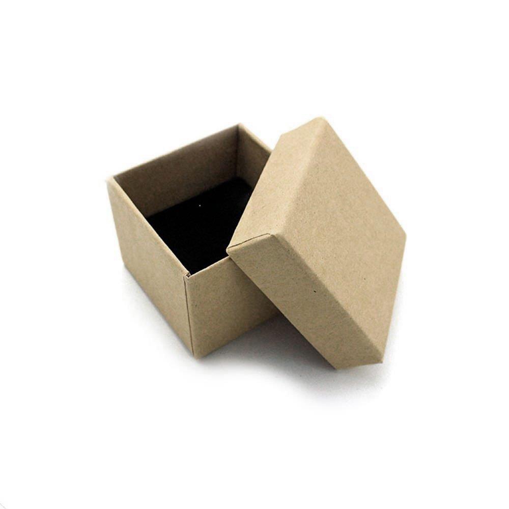 RUBY- 24 Cajas Regalo Joyeria,para presentación de Joyas, Caja de Regalo,Envio urgente Gratis, Envio Desde ESPAÑA CR4545CN