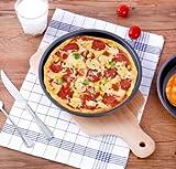 Fangfang Nonstick Deep Pizza Pan Pizza Tray