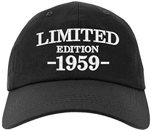 Cap 1959-60th Birthday Gifts, Limited Edition All Original Parts Baseball Hat -