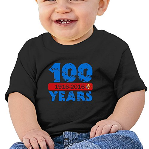 - MoMo Unisex America Football 100th Year 2016 Toddler/Infant Tshirt Tee