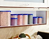 Amazon-Brand-Solimo-Kitchen-Container-Set-Combo-Containers-and-12-Checkered-Jars