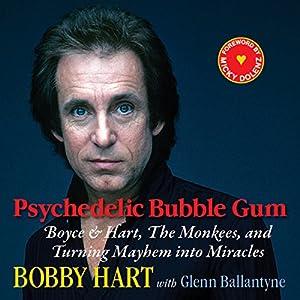 Psychedelic Bubble Gum Audiobook