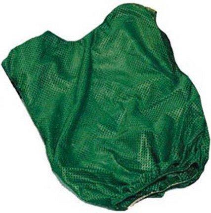 - Adult Green Mesh Game Vests - Set Of 6