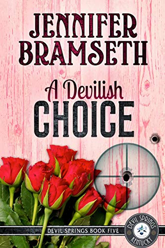 A Devilish Choice: Devil Springs Cozy Mysteries Book 5 by [Bramseth, Jennifer]