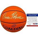 Oscar Robertson Autographed Signed IndoorOutdoor Hybrid Basketball
