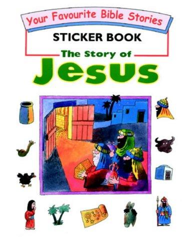 The Story of Baby Jesus (Bible Story Sticker ()