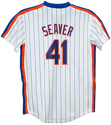 Tom Seaver New York Mets Youth Cooperstown Jersey (youth small 8)