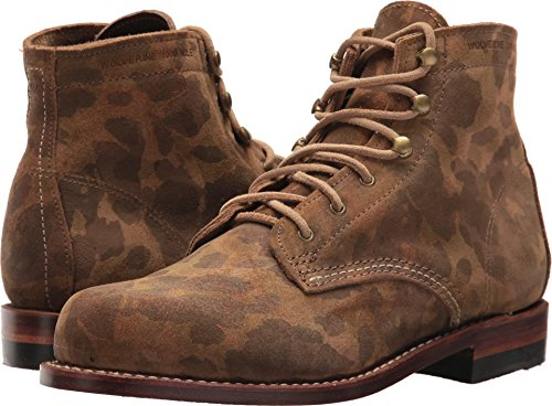 Wolverine Womens Original 1000 Mile Boot Camo Suede sast cheap online online store sale shopping online clearance footaction countdown package for sale DHVAY1cJS