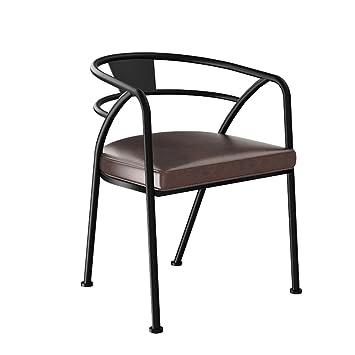Xiao Ying Nordic Iron Desk Chair Chaise De Negociation