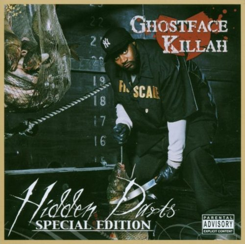 Hidden Darts: Special Edition by Ghostface Killah (2007-03-22)