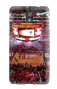For Galaxy Note 3 Tpu Phone Case Cover(los Angeles Clippers Basketball Nba (26) )