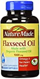 Nature Made Flaxseed Oil 1000mg 100 Softgels (3 Pack) Review