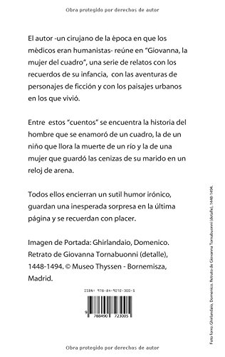 Giovanna, la mujer del cuadro (Spanish Edition): Santiago Gómez-Morán: 9788490723005: Amazon.com: Books