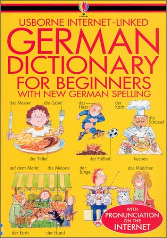 Download German Dictionary for Beginners (Beginners Dictionaries) (English and German Edition) PDF