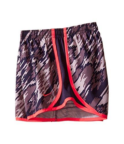 Nike Girls Dry Tempo Running Shorts Purple Dynasty (524) / Purple Dynasty / Ember Glow