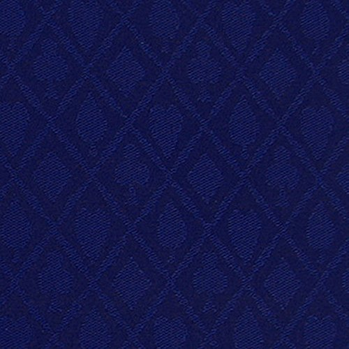Brybelly 10-feet Navy Polyester Suited Speed Cloth by Brybelly