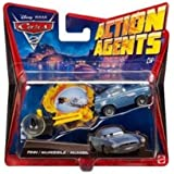Disney-Pixar Cars 2 Action Agents: Finn McMissile